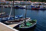 Im Hafen von Muros.