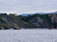 Die Küste Asturiens.