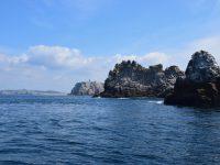Felsen überall, Camaret sur Mer.