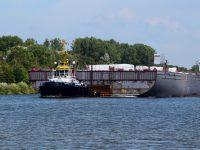 Dicke Pötte, Kiel-Kanal
