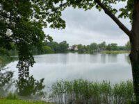 Stralsund ist eine grüne Stadt mit viel Wasser.